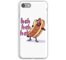 Naughty Hot Dog iPhone Case/Skin
