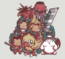 Cute Fantasy VII by jmlfreeman