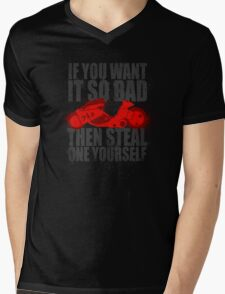 Steal one yourself Mens V-Neck T-Shirt