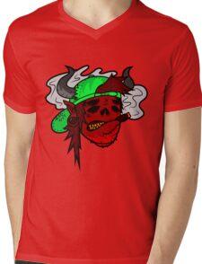 """Bad Guy"" Mens V-Neck T-Shirt"
