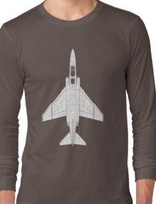 McDonnell Douglas F-4 Phantom II Long Sleeve T-Shirt