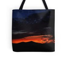 Autumnal Sunset Tote Bag