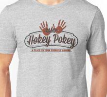 Camp Hokey Pokey - A Place to Turn Yourself Around - Parody Shirt - Humor - Hokey Pokey Unisex T-Shirt
