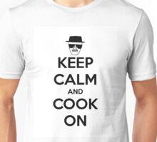 Heisenberg Breaking Bad Keep Calm T-Shirt Unisex T-Shirt