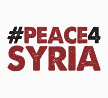 #PEACE4SYRIA by Yago