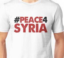 #PEACE4SYRIA Unisex T-Shirt