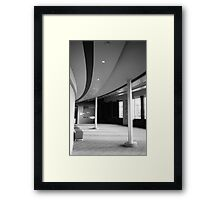 Edmonds Center for the Arts Framed Print