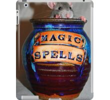 Magic Spells: Edgar iPad Case/Skin