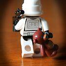 Teddy Trooper by trobe