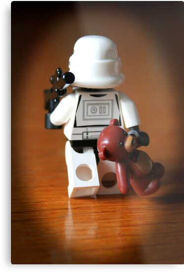 Teddy Trooper by trobe