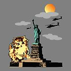 Cat's World 4 - Kitty of Liberty by KAMonkey