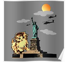 Cat's World 4 - Kitty of Liberty Poster