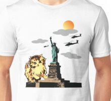 Cat's World 4 - Kitty of Liberty Unisex T-Shirt