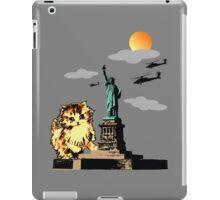Cat's World 4 - Kitty of Liberty iPad Case/Skin