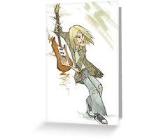 Kurt  Greeting Card