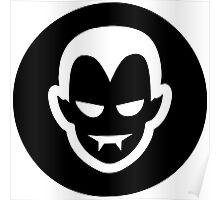 Vampire Halloween Ideology Poster