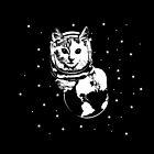 Space Cat by KAMonkey