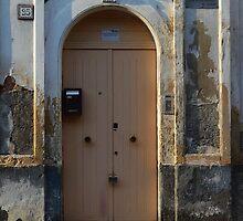 Magician's Door. Catania, Sicily 2013 by Igor Pozdnyakov