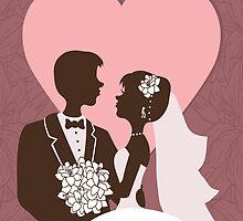 Wedding invitation design. by BoYusya