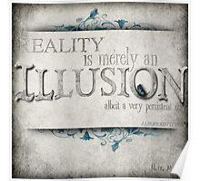 Reality.... Poster