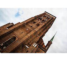 Bricks of God - Gdansk, Poland Photographic Print