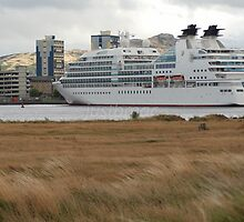 Seabourn Sojourn: Parked Up by justbmac