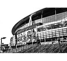 The Emirates Stadium, London Photographic Print
