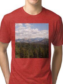 Glacier Point Tri-blend T-Shirt