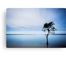 A Tribute to Garry's Tree Canvas Print