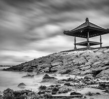 Balinese Pagoda by Matthew Post