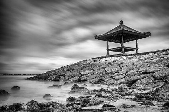 Balinese Pagoda by Matthew Post