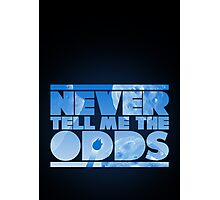 The Odds Photographic Print