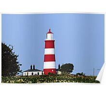 Happisburgh Lighthouse Norfolk (2) Poster