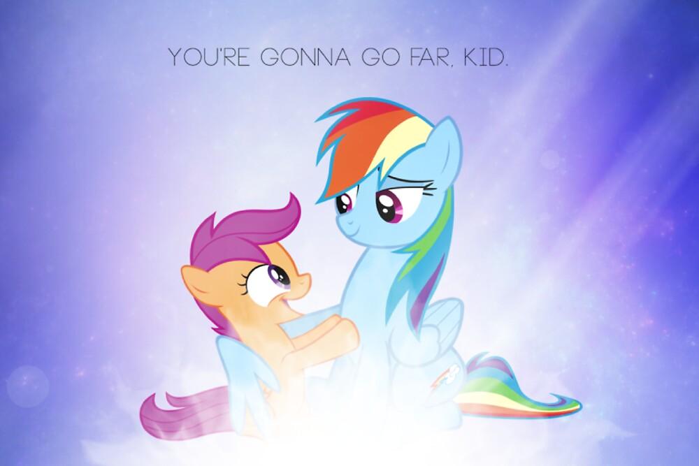 You're gonna go far, kid by PinkiexDash