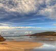 Sandwood Bay by derekbeattie