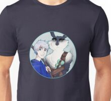 Rise of the Guardians - Jack Frost and Bunnymund the Easter Bunny Unisex T-Shirt