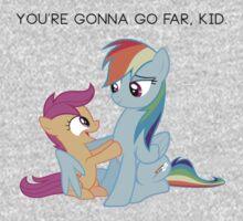You're gonna go far, kid Kids Tee