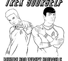 Trek Yourself by lyneo
