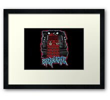 Exterminate Dalek from Doctor Who Framed Print