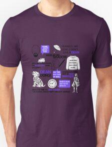 Dean-a-ling-a-ling Unisex T-Shirt