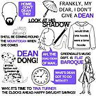 Dean-a-ling-a-ling by lyneo