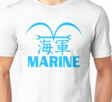 One Piece Marine Uniform Unisex T-Shirt