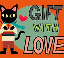 GIFT WITH LOVE by BATKEI