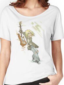 Kurt  Women's Relaxed Fit T-Shirt
