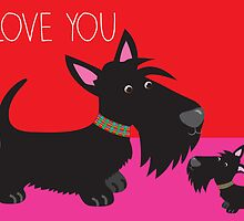 I Love You – Scottie by BonniePortraits