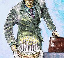 A Hannibal Birthday by drwhofreak