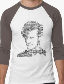 Eleventh Doctor Men's Baseball ¾ T-Shirt