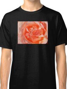 Macro Rose Classic T-Shirt