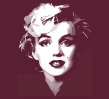 marilyn monroe t-shirts by parko