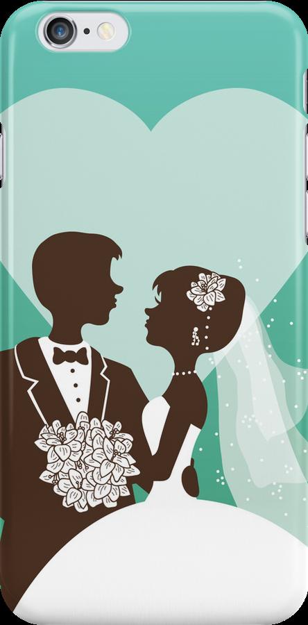 Wedding invitation design by BoYusya